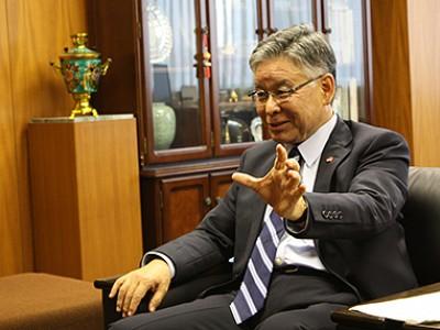 【インタビュー】訪日外客数、9月で昨年年間実績を上回る。日本政府観光局松山良一理事長に聞く。