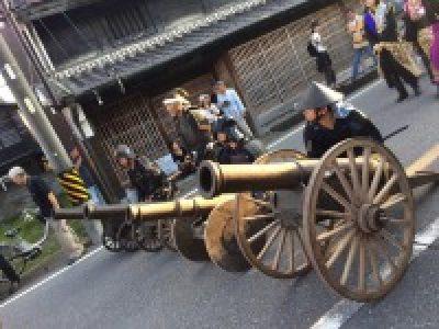 【連載コラム】古の軍師が現代で恋のキューピットに!?第七話: 垂井宿祭