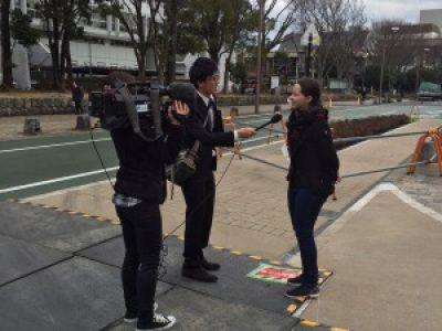 2017年2月18日(土) 静岡新聞掲載記事について