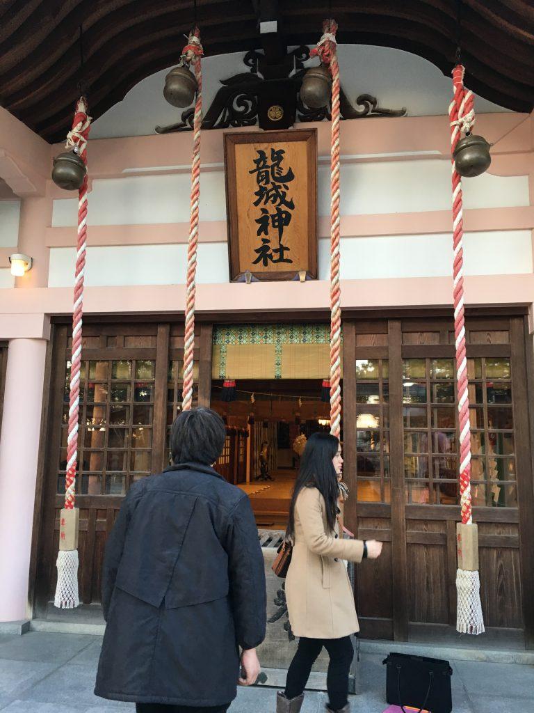 家康公を御祭神とする神社/正式な参拝を体験