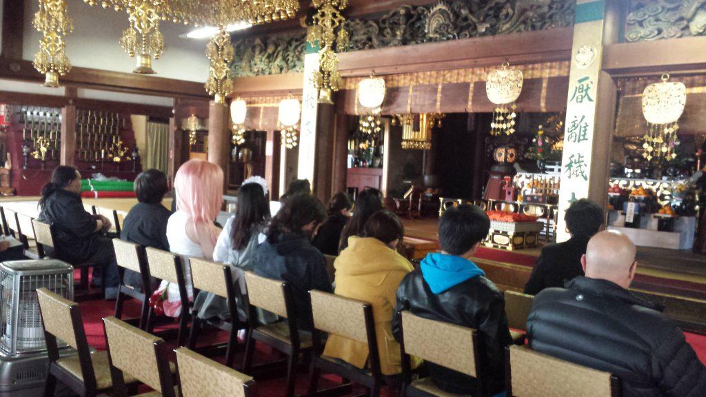 松平家の菩提寺:家康公が19才で岡崎城へ入城する前に難を逃れ、生涯旗印とした「厭離穢土欣求浄土」を授かった寺/等身大の位牌は圧巻、イメージが植え付けられる展示に満足